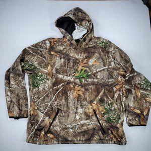 Realtree3XL Edge Full Camo Pullover Hunting Hood